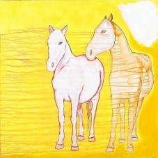 """Wind Ponies"" -Allegra Sleep"