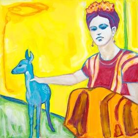 """Frida + Fawn"" -Allegra Sleep"