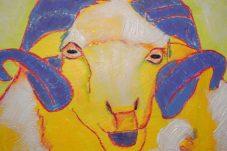"""""""Jolly Ram"""" -Allegra Sleep"""