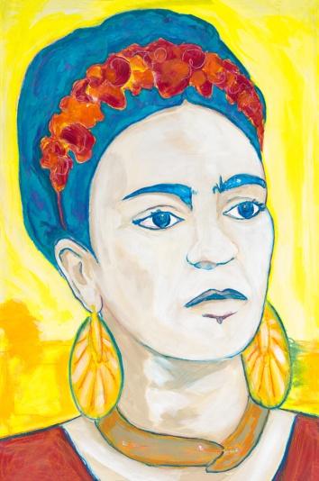 """""""Frida"""" -Allegra Sleep"""