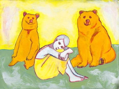 """Three Bears"" -Allegra Sleep"