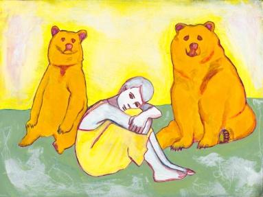 """""""Three Bears"""" -Allegra Sleep"""
